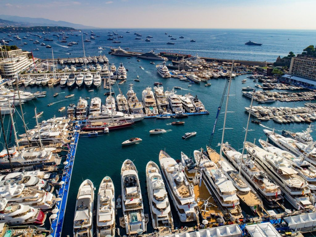 Monaco Yacht Show 2019 | September 25-28