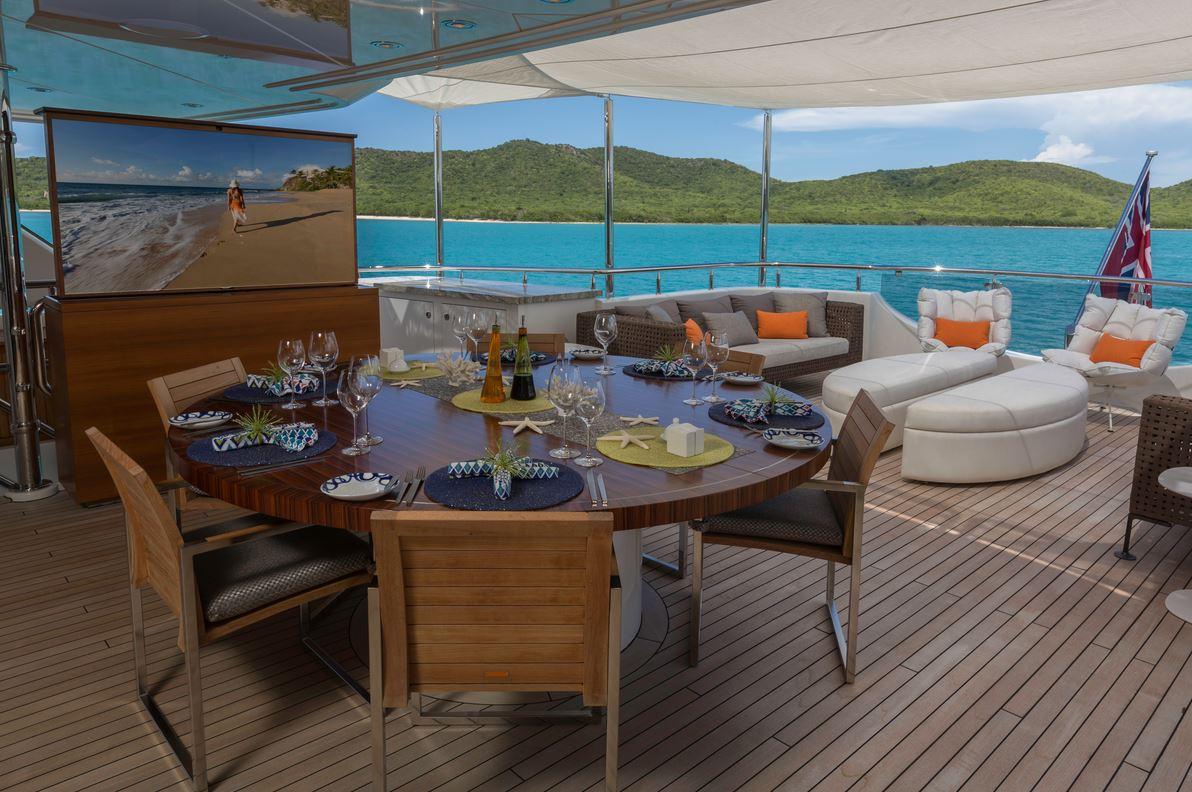 Hot Bahamas Charter Special Onboard AQUAVITA – 164 Westport For Charter