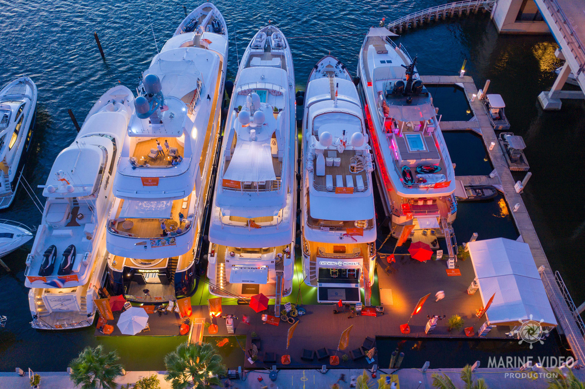 Fort Worth Boat Show 2020.Top Yachts To See During Flibs 2019 Worth Avenue Yachts