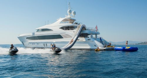 Yachts for charter guide by the yacht charter experts at Worth Avenue Yachts