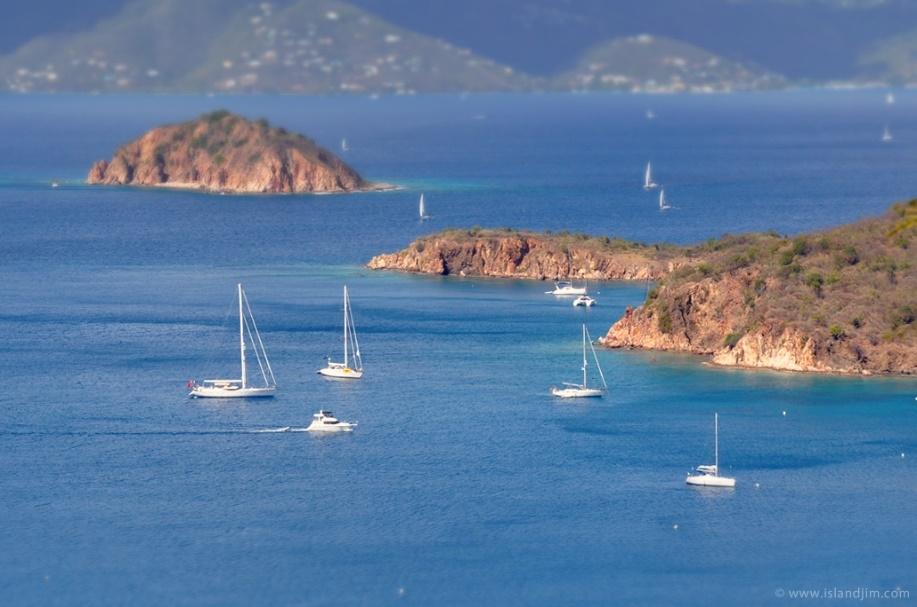 State of Tourism Industry British Virgin Islands