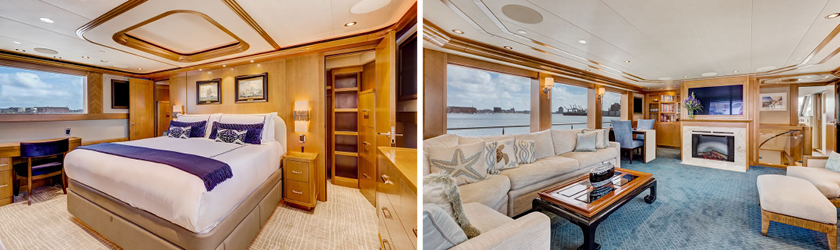 ENDEAVOUR 130 WESTPORT YACHT FOR SALE