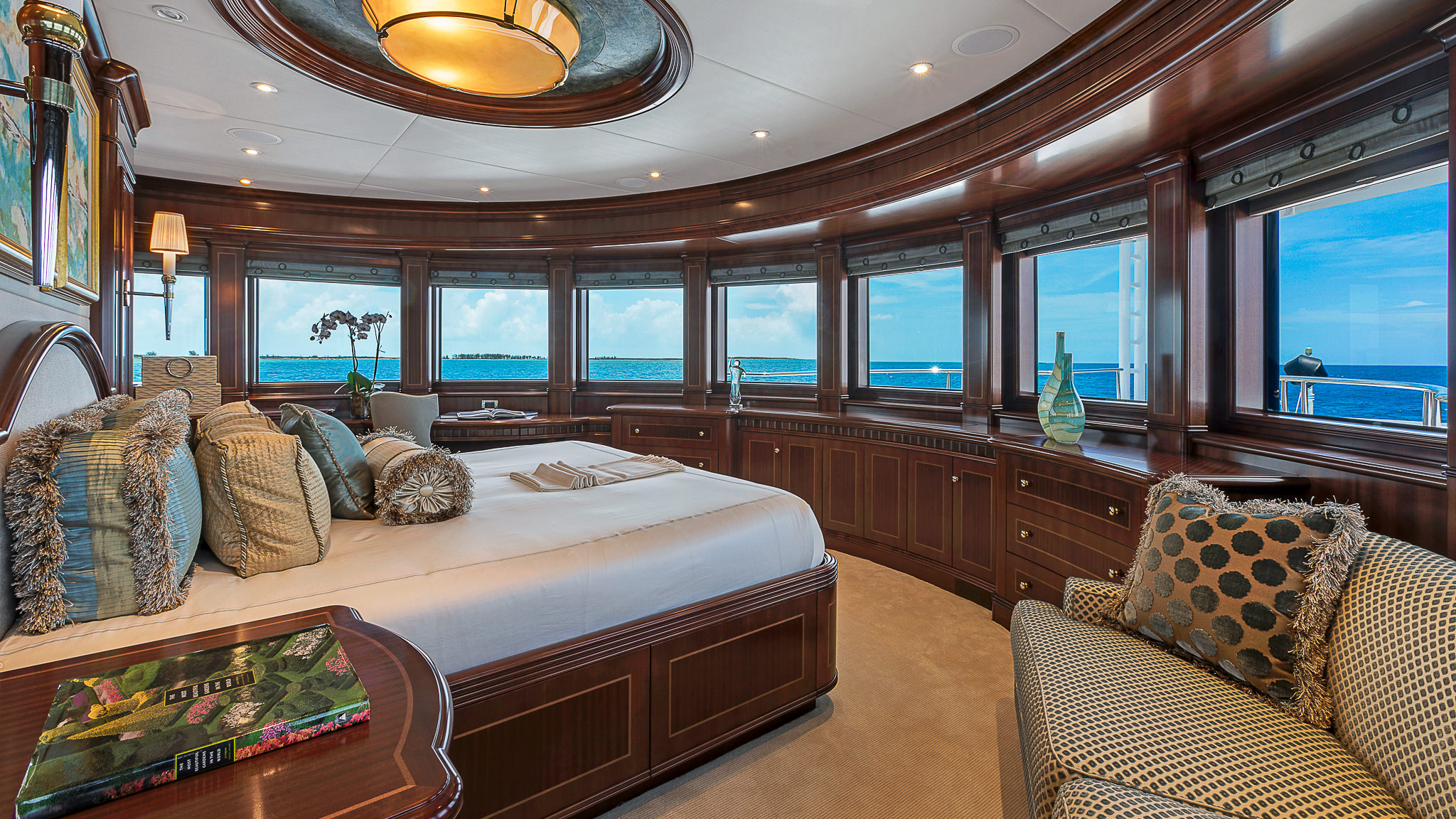 Special Features: Yachts with Large Accommodations for 14 guests