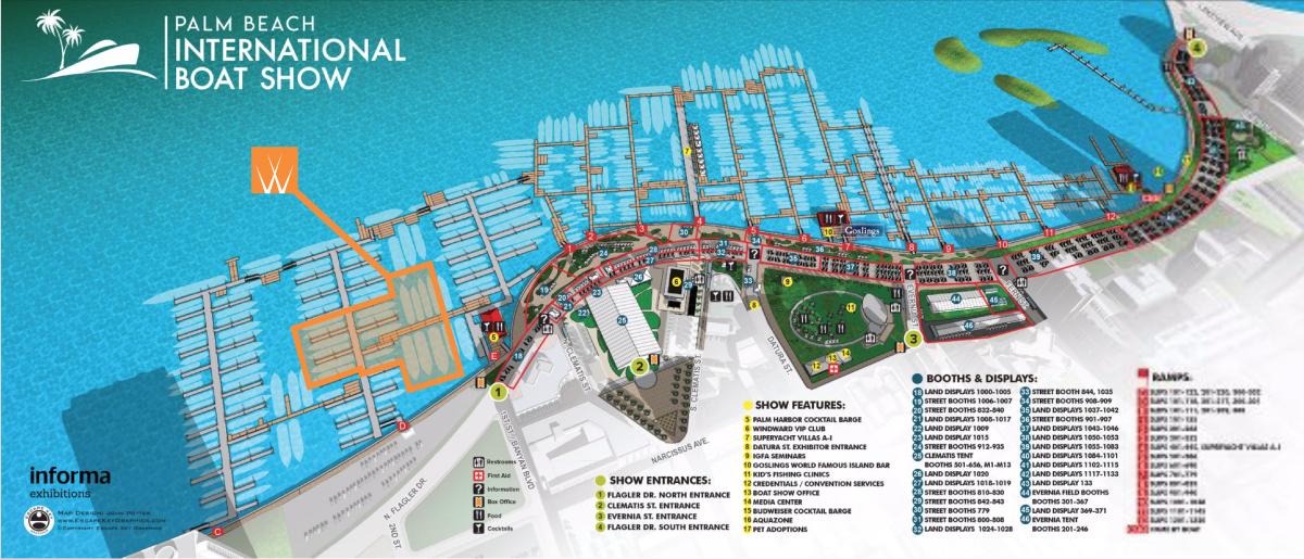 PBIBS Map