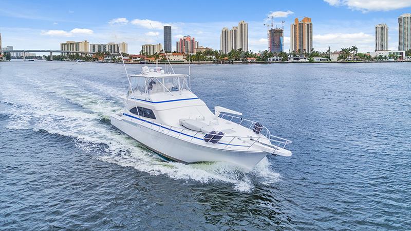 63 Bertram GAYCITA Sport Fishing Yacht