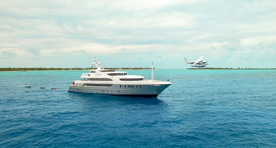 SOVEREIGN: The Ultimate Charter Yacht