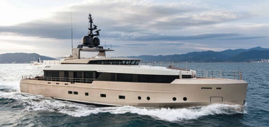 Admiral yachts for sale M/Y Jedi