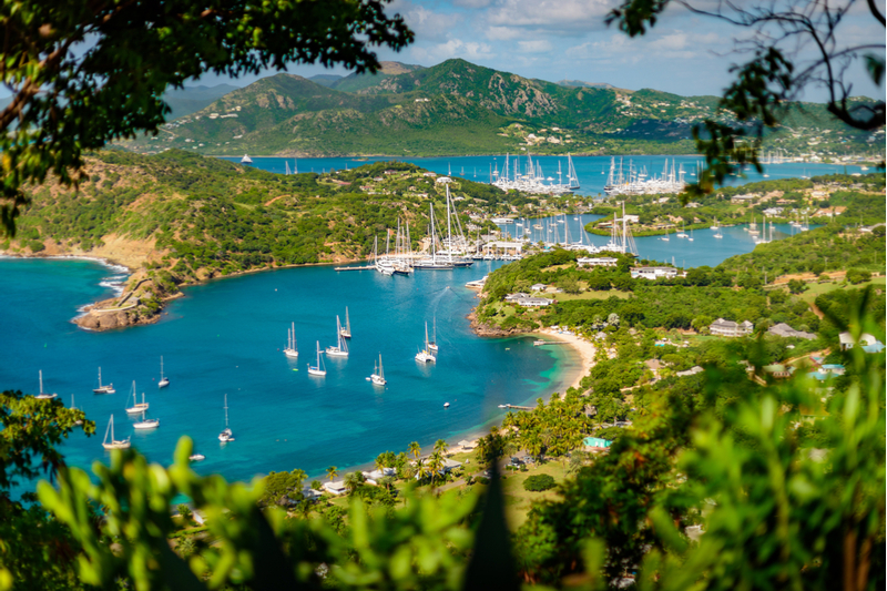 Find Us At The Antigua Charter Yacht Show