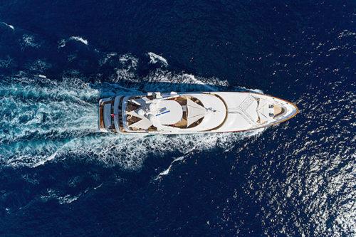 MAG III yacht for sale. The 145ft Benetti built luxury motor yacht.