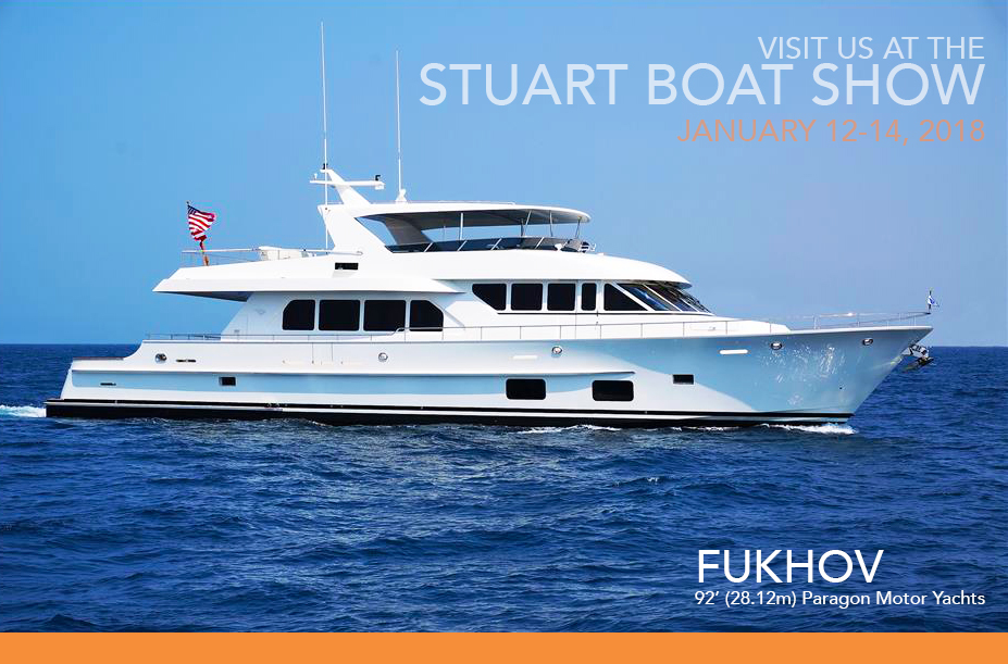 Visit Us At The 44th Annual Stuart Boat Show | January 12-14, 2018