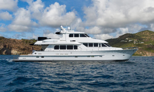 92 Paragon Yacht for sale GOING COASTAL