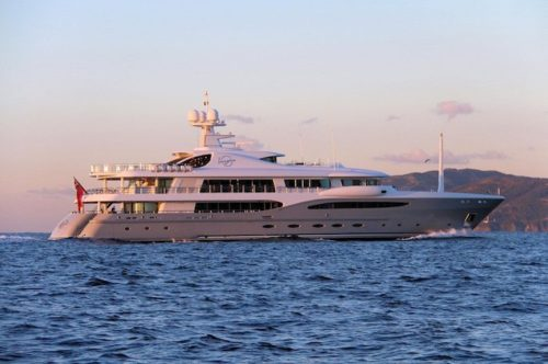 Dutch yacht builders Amels yacht for sale IMAGINE