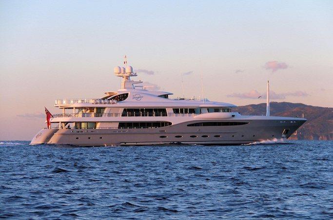 Dutch yacht builders Amels yacht IMAGINE