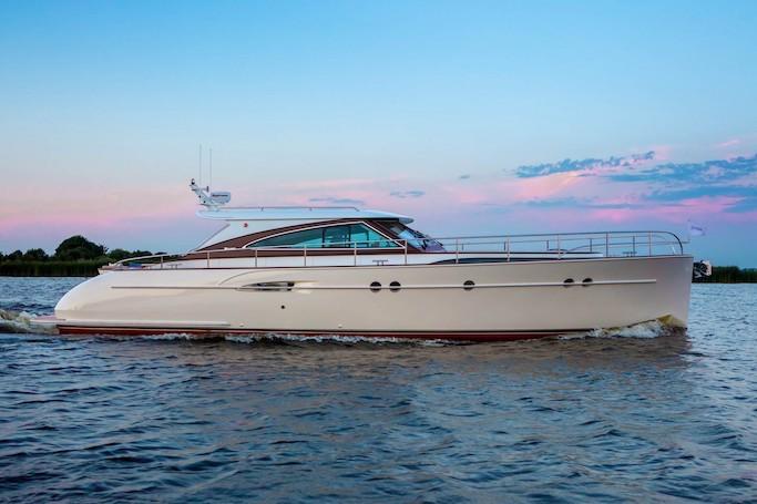 Dutch yacht builders Mulder yacht FAVORITE 1500