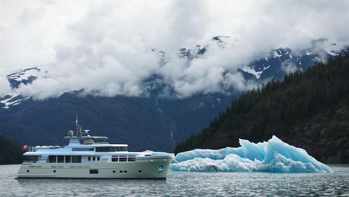 Dutch yacht builders Van der Valk Continental Trawler