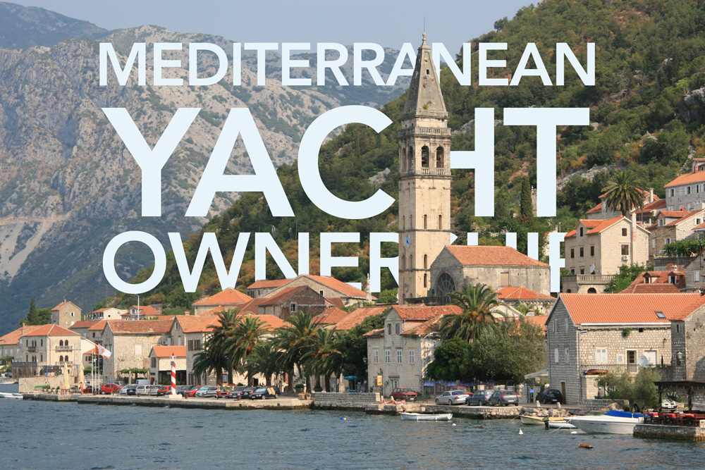 Luxury Mediterranean Yachts For Sale