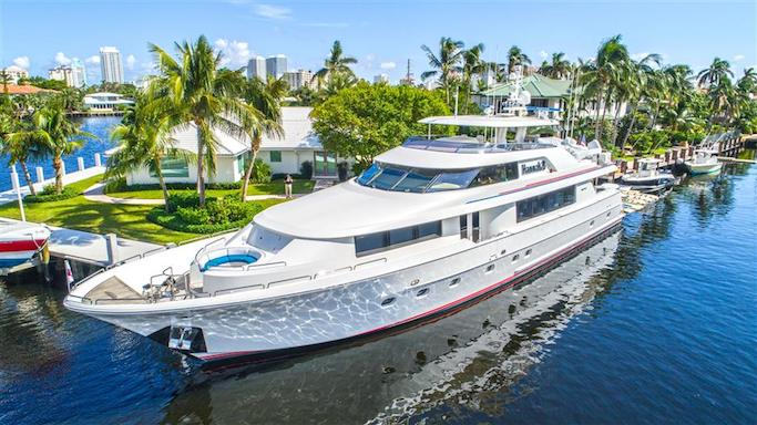 Westport yacht for sale HANNAH B