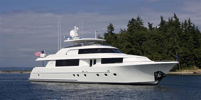 Westport yacht for sale WILD KINGDOM