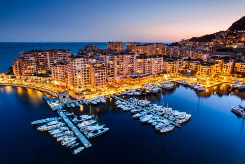 Monaco Yacht Charter