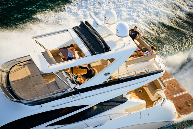 New Central Listing: 65′ Sea Ray CAPRICHO