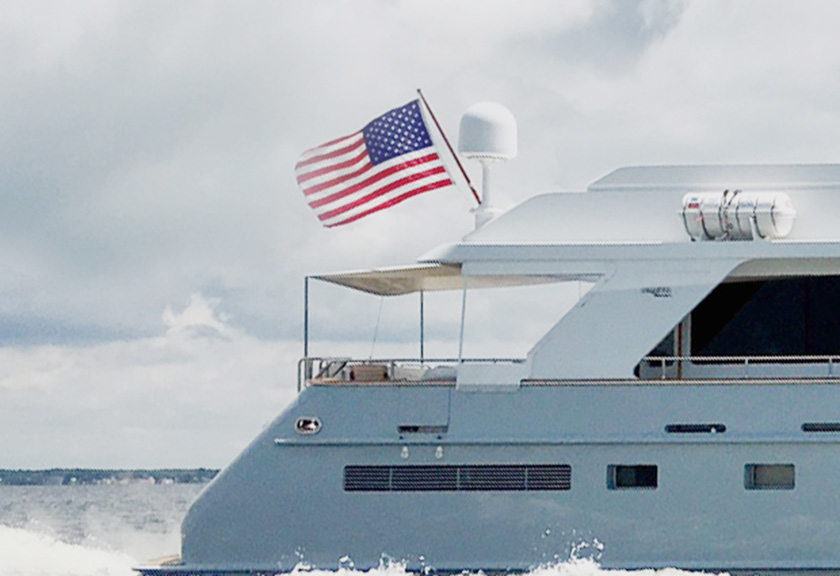 American-Built Featured Yachts