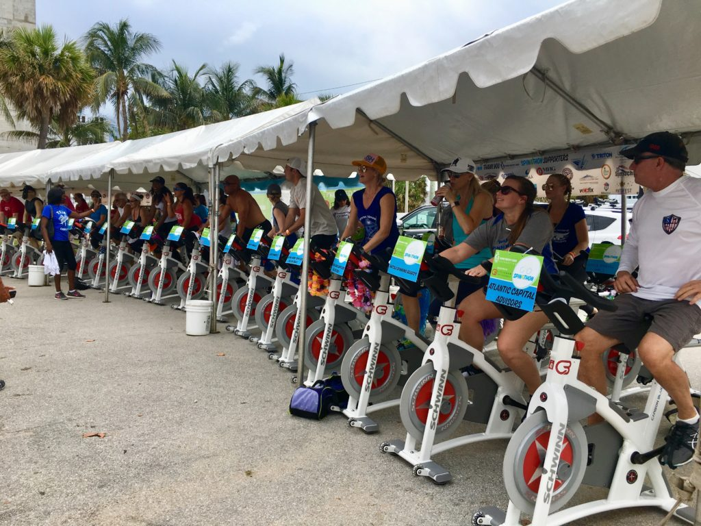 #WorthSupporting: Marine Industry Cares 9th Annual Spin-A-Thon