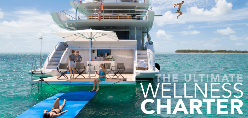 The Ultimate Wellness Charter on CHEERS 46