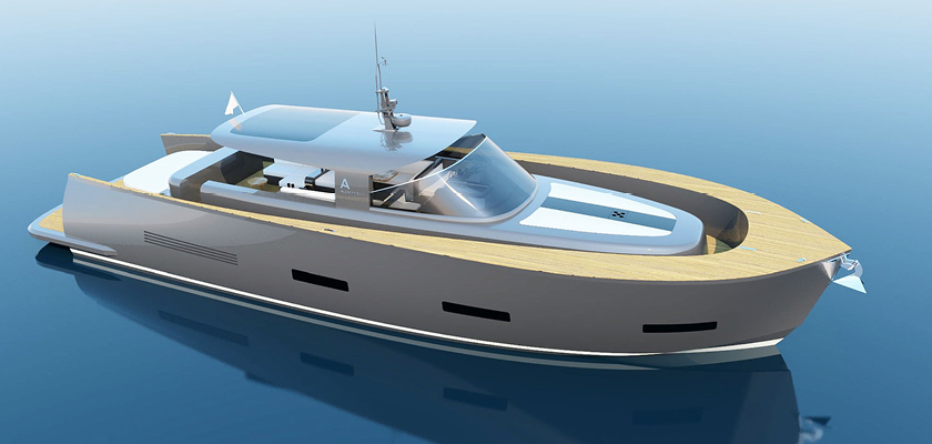 Alen Yacht, Alen 70 Now Available for Sale