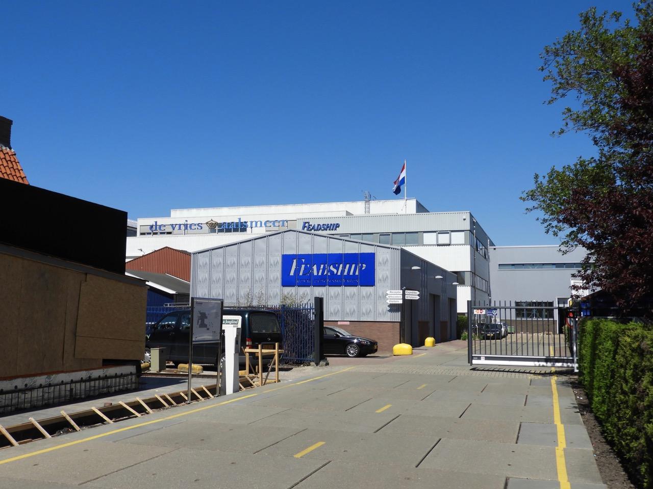 Shipyard spotlight Feadship
