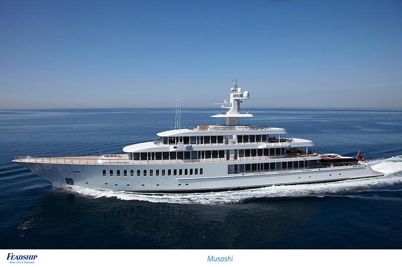 Feadship Yacht Mushasi Yacht (2)