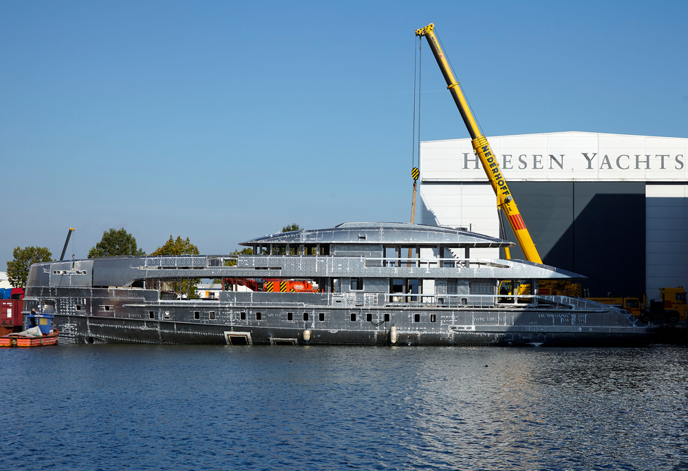 Heesen Shipyard – Investing In Larger Yachts