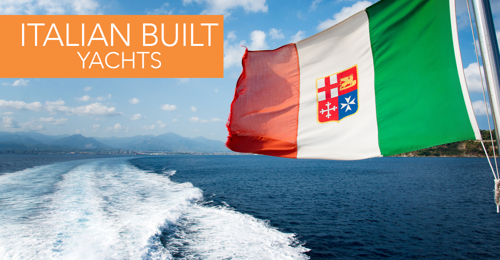 Excellence in Italian Built Yachts