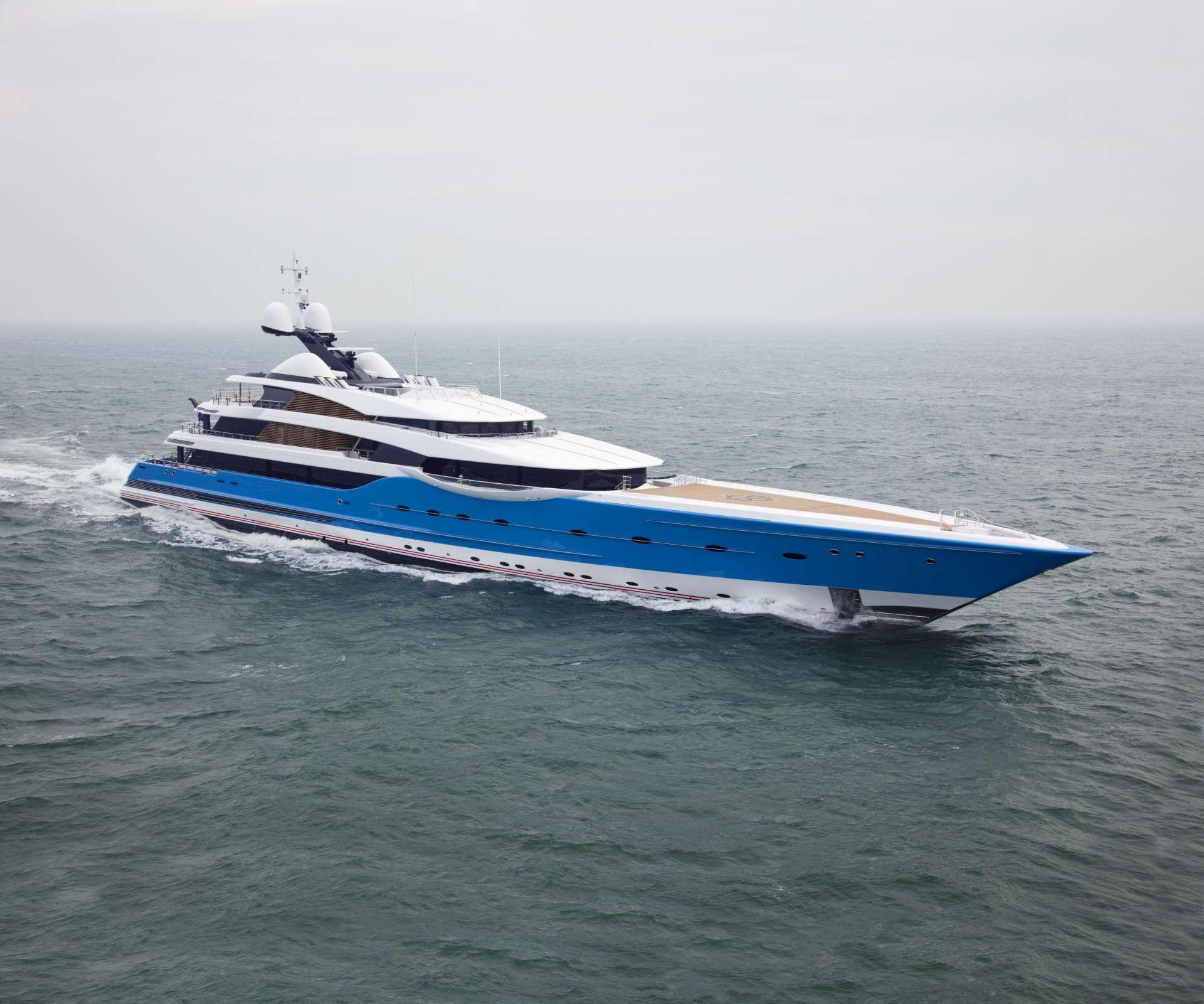 MADAME GU 99m Feadship Yacht Largest Feadship