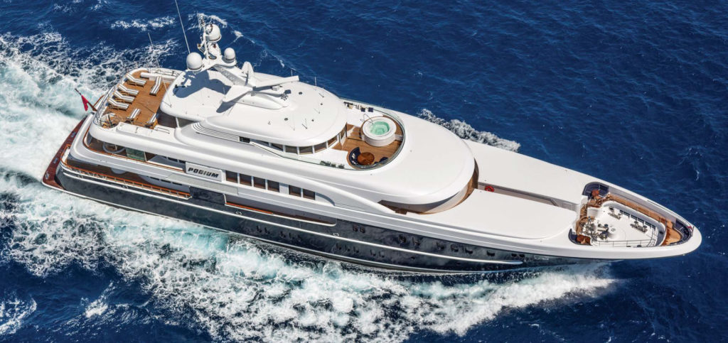 Lurssen PODIUM Yacht For Sale