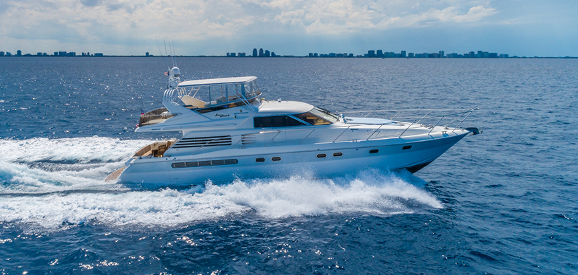 Notable Yachts for Sale Under 80′