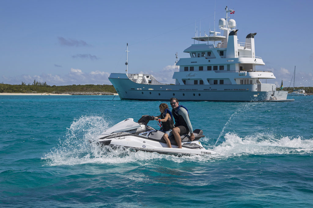 Expedition Yacht MARCATO Awaits Your Adventure