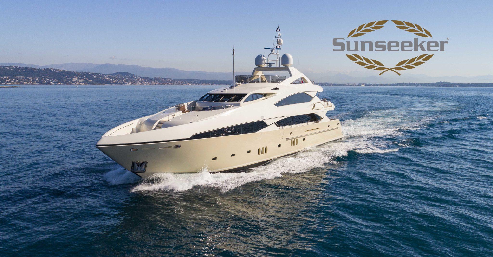 Sunseeker Yachts for Sale – James Bond's Top Picks