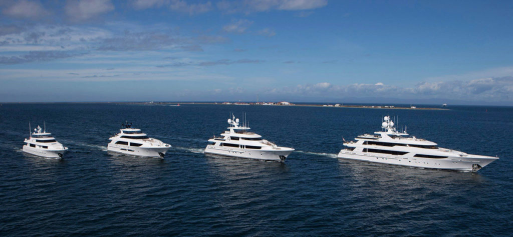 Westport Shipyard | Worth Avenue Yachts