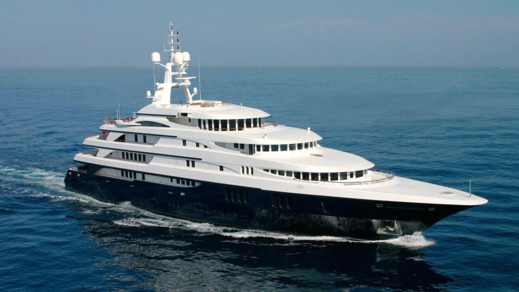 Benetti yachts for sale M/Y FREEDOM
