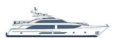 Motor yacht icon- W125 - Worth Avenue Yachts