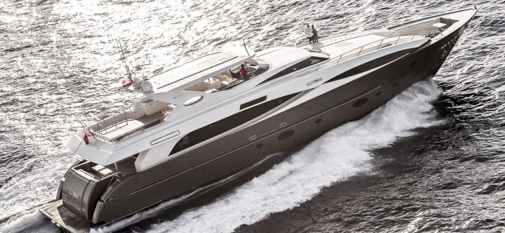 Alia yachts for sale