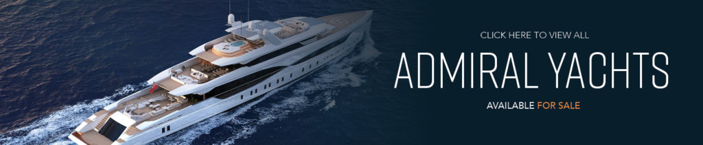 ADMIRAL YACHTS FOR SALE
