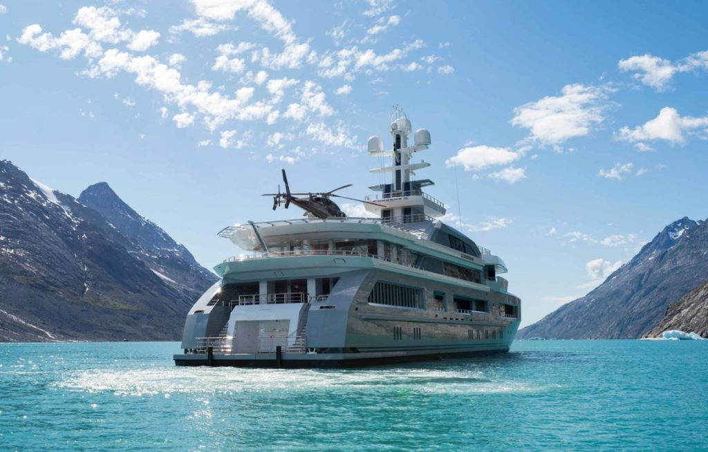 Cloudbreak - Abeking & Rasmussen yachts for sale