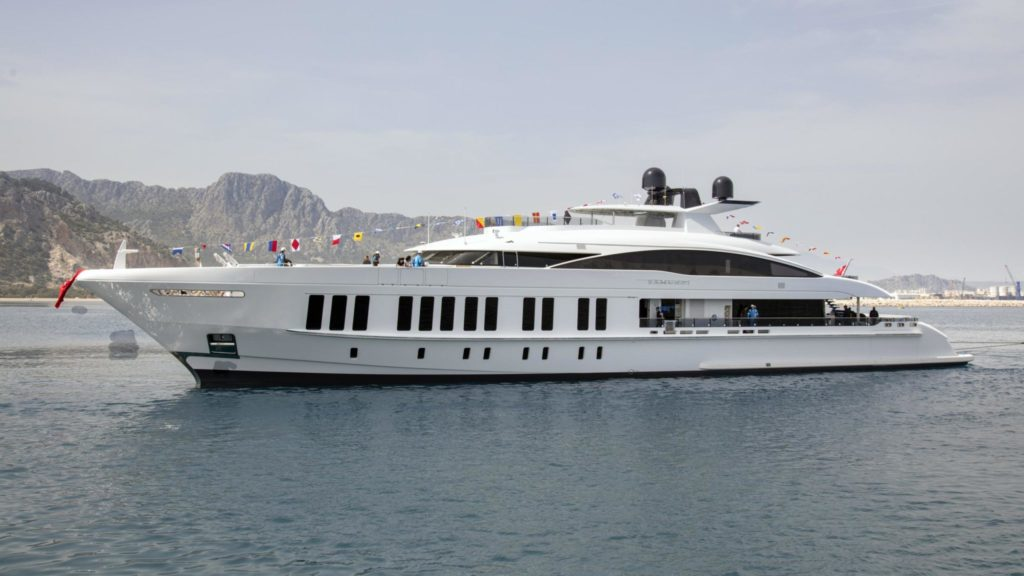 Samurai Alia yachts for sale