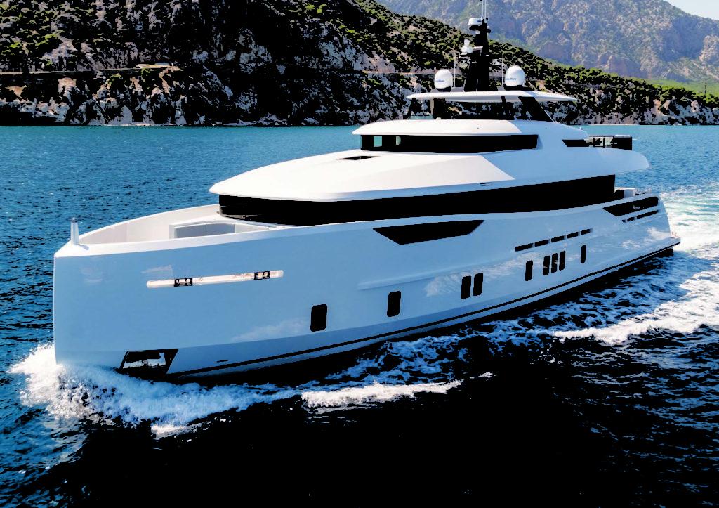Alia Yachts Nozomi 31m _VIRGIN DEL MAR VI