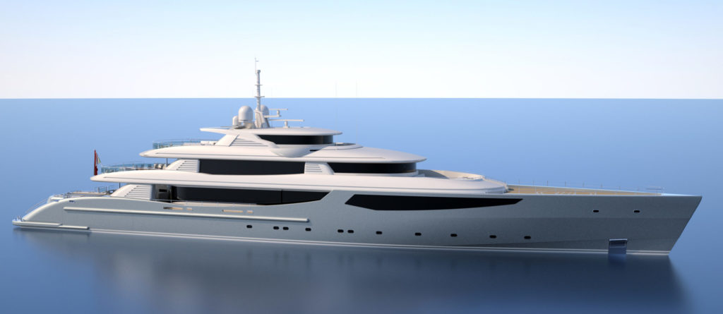 Conrad Yachts for sale project
