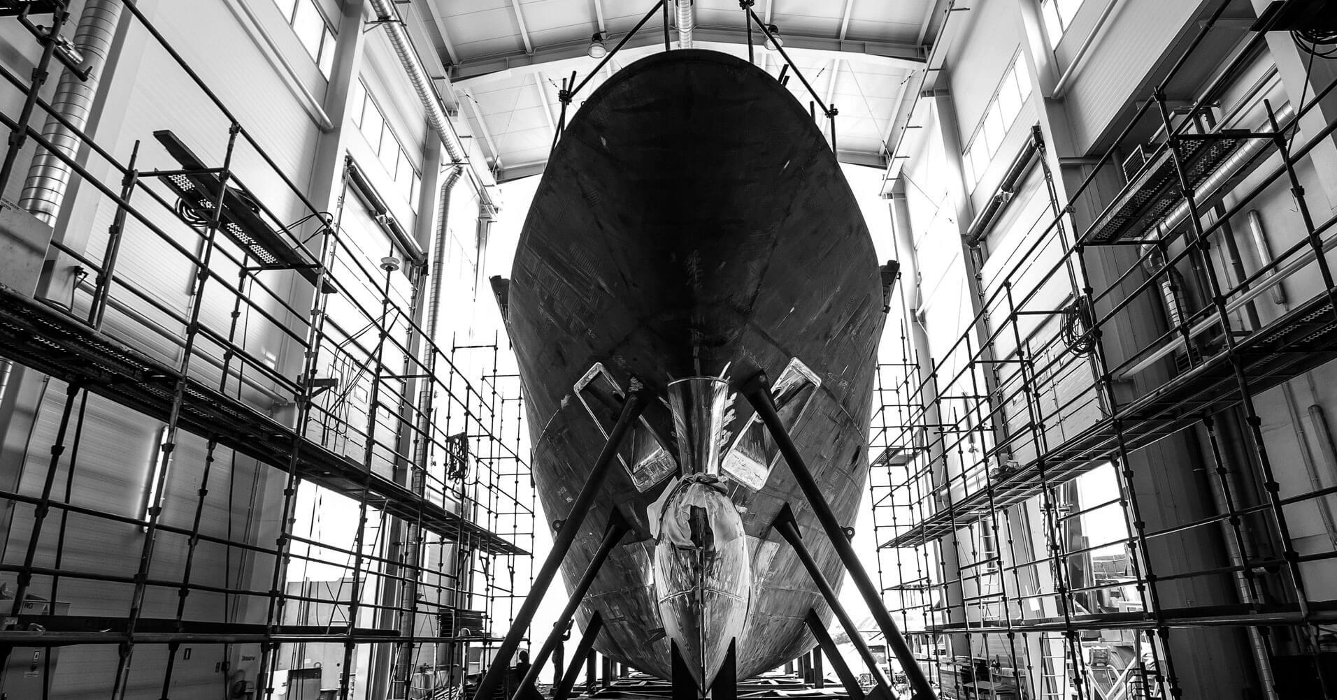 Mediterranean Shipyard