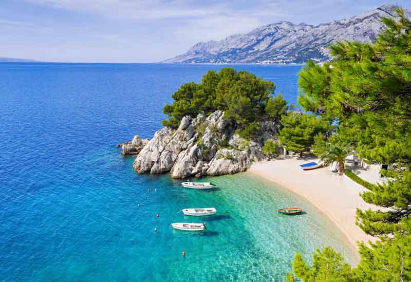 Yacht Charter Itinerary Montenegro