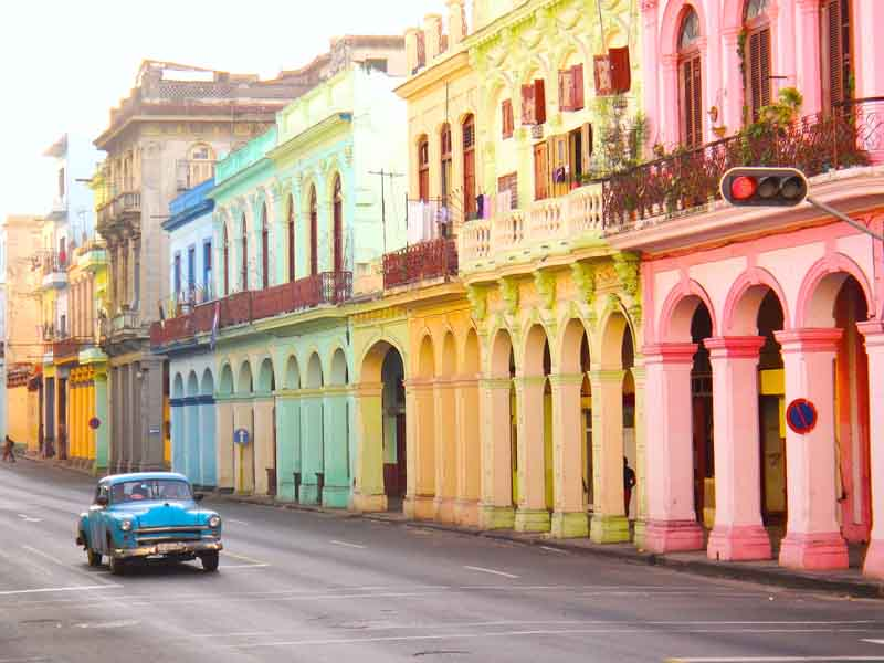 Yacht Charter Itinerary Cuba