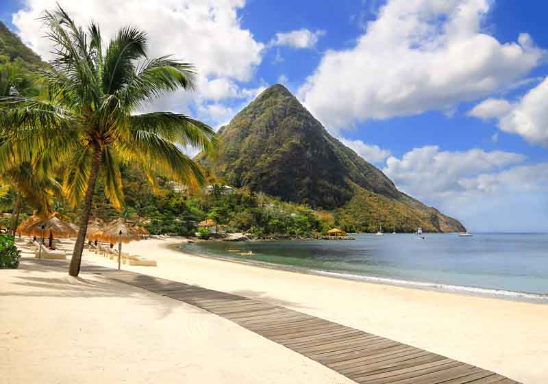 Luxury Yacht Charter St. Lucia & The Grenadines